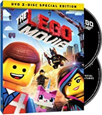 Image of  The LEGO Movie DVD 2014. Brand catalog list of Warner Bros. It's score is 4.4 over 5.