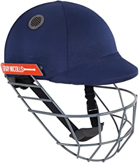 Gray-Nicolls 5506514 Atomic Cricket Helmet (S/M, BLACK)