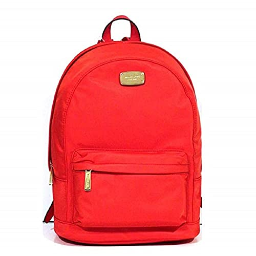 b016a8bd55f5 Michael Kors Jet Set Item LG Backpack Tote Handbag Purse Bag Red