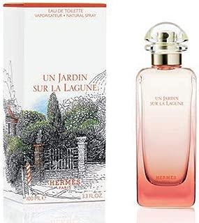 Un Jardin Sur La Lagune by Hermes Eau De Toilette Spray 3.3 oz Women