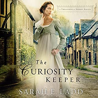 The Curiosity Keeper cover art