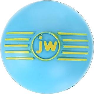 JW Pet Company 犬用おもちゃ アイスクィークボール ライドブルー M サイズ