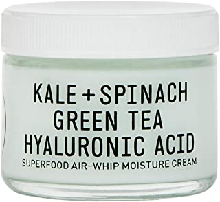 Youth To The People Superfood Air-Whip Moisture Cream - Vegan Facial Moisturizer with Green Tea + Hyaluronic Acid - Gel Cr...