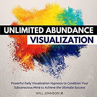 Unlimited Abundance Visualization audiobook cover art