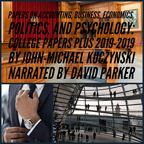 Papers on Accounting, Business, Economics, Politics, and Psychology cover art