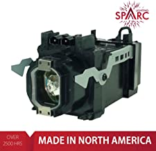 SpArc Lighting for Sony TV XL-2400 TV Lamp with Enclosure fits KDF-E50A10 KDF-E42A10 KDF-50E2000 KDF-E50A11E KDF-55E2000 KDF-46E2000