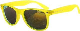 De Puta Madre Wayfarer Men's Sunglasses - DZ2039S-941B-NYE-GD - 55-20-140 mm
