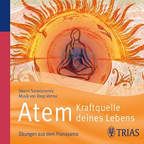 Atem - Kraftquelle deines Lebens audiobook cover art