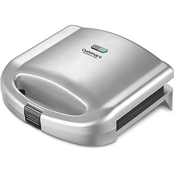 Cuisinart WM-SW2 Sandwichera eléctrica, doble, antiadherente
