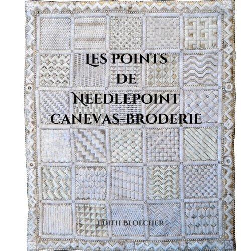 Les points de Needlepoint canevas-broderie