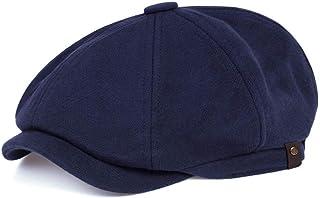 VORON Newsboy Caps Cotton Men Hats Adjustable Autumn and Winter Driving hat