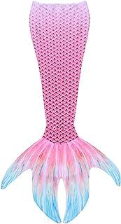 (アルビビ) Alvivi 女性 人魚 水着 魚姫 マーメイドテール アリエル水着 マーメイド コスチューム 女の子 スイミング 水着 人魚の尾 ドレス 水泳着 海水浴