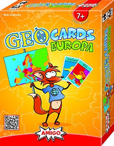 AMIGO 05740 - GeoCards Europa