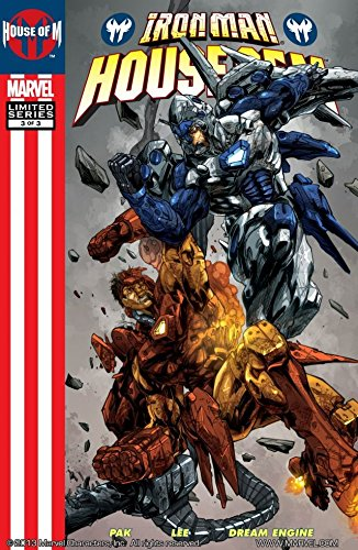 Iron Man: House Of M #3 (of 3) (English Edition)