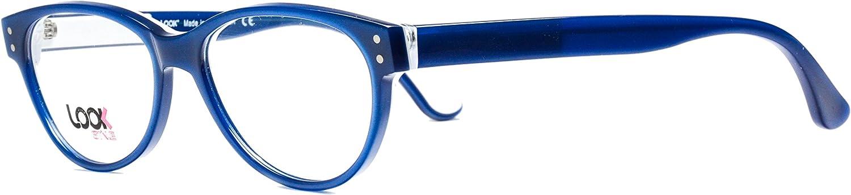 Eyeglasses Look 4353 col.C925SL bluee frames 51MM