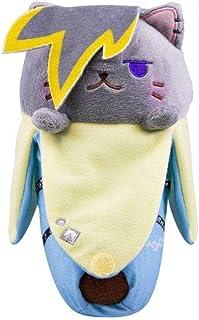 Funko Plush: Bananya - Emo Bananya,Multicolor,5 inches