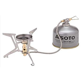 SOTO(ソト) レギュレーターストーブ FUSION Trek(フュージョントレック) SOD-330