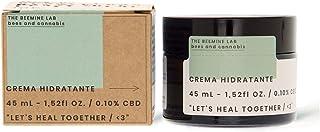 THE BEEMINE LAB Crema Facial Hidratante con Aceite de Cáñamo CBD 50 mg y Miel 45 ml