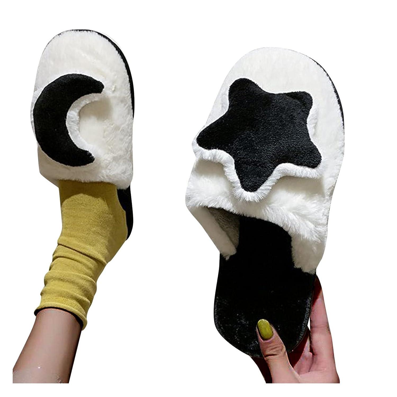 Padaleks Women Round Toe Slipper latest Flip Max 61% OFF Flops Mo Cute Stars Ladies