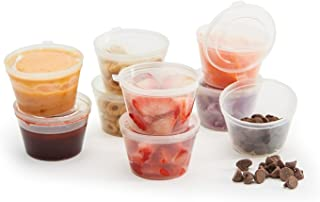 Best leak proof salad dressing containers Reviews