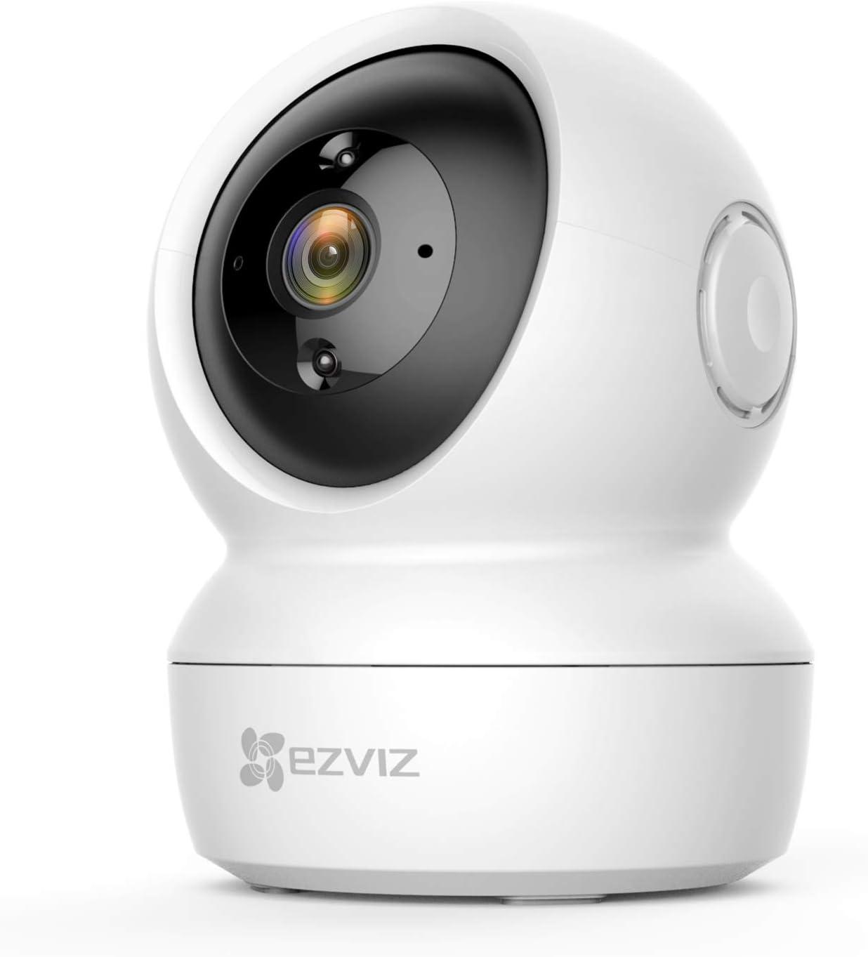 EZVIZ Cámara de Vigilancia WiFi Interior 1080P