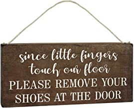 since little fingers touch our floor
