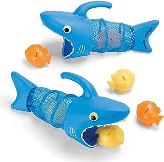 لعبة إطعام سمك القرش