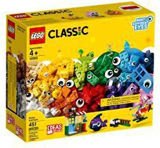 LEGO Classic Bricks and Eyes for age 4+ years old 11003
