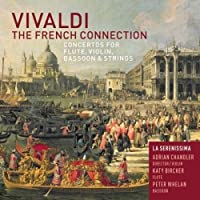 Vivaldi: The French Connection by Adrian Chandler (2009-09-08)