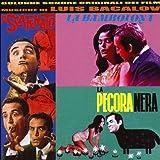 Lo scatenato / La bambolona / La pecora nera (Colonne sonore originali dei film)