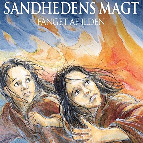 Fanget af ilden audiobook cover art
