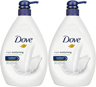 Dove Body Wash Triple Moisturising 1L