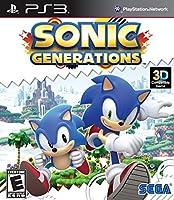 Sonic Generations - PlayStation 3 [並行輸入品]