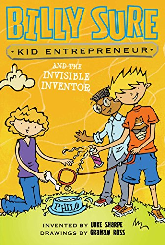 Billy Sure Kid Entrepreneur and the Invisible Inventor, Volume 8