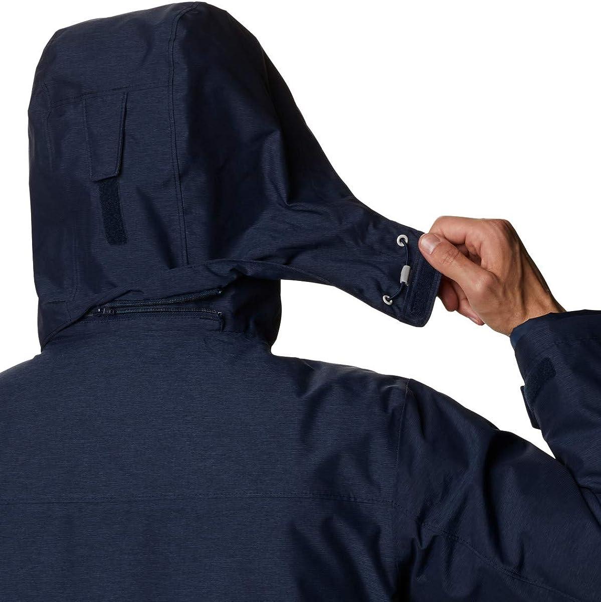 Columbia Men's Cloverdale Interchange Jacket
