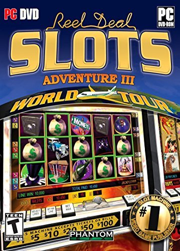 Reel Deal Slots Adventure III World Tour - PC
