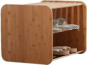 Schoenenrek,Eenvoudige schoenenwisselkruk,Opbergruimte voor schoenen
