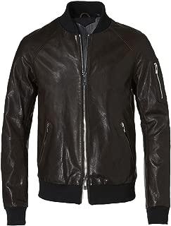 Men's The Leather Jock Jacket