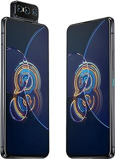 Asus Zenfone 8 5G Dual Flip ZS672KS 256GB 8GB RAM Factory Unlocked (GSM فقط | لا CDMA - غير متوافق مع Verizon/Sprint) الإص...