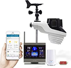 AcuRite 01007M Atlas Weather Station with HD Touchscreen Display, Remote Monitoring and Lightning Detection