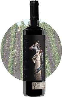 Vino tinto Vegas Colección Privada, Ensamble, 60% Cabernet Sauvignon 40% Petit Verdot, 750 ml