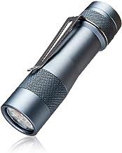 Zaklamp Smart Zaklamp firmware Triple LED met Staart Schakelaar Meter max Blauw