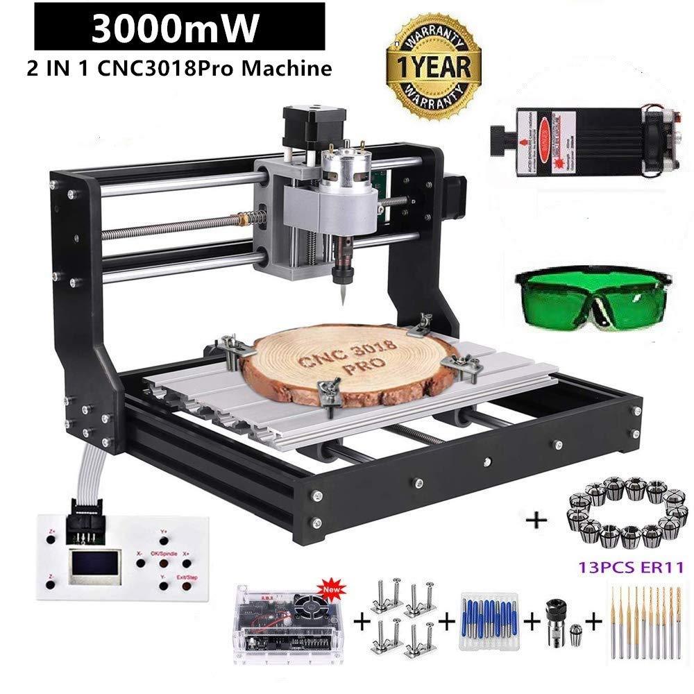 3018 PRO Control Plastic Engraving 300x180x45mm