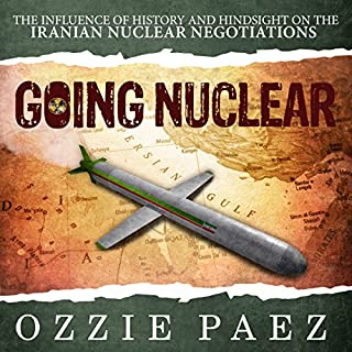 Going Nuclear audiobook cover art