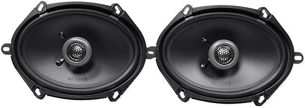 Maxxsonics FKB168 MB Quart Formula 5x7/6x8-Inch 2-Way Speakers