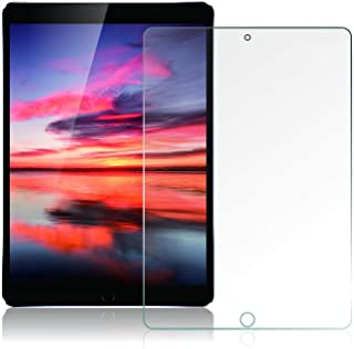 [2 Pack] iPad 10.2 Inch (7th Generation) Screen Protector [ Tempered Glass ] [ Bubble-Free ] [ Anti-Scratch ], Compatible with Apple Pencil for New iPad 10.2-inch 2019 Released