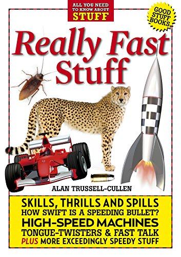 Really Fast Stuff (Good Stuff Books Book 4) (English Edition)