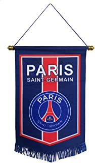 """Louishop Football Club Indoor and Outdoor Flags Vivid Color Hanging Flags Decor for Bedroom/Club/Bar/Event 15""""x9.4"""""""