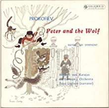 Peter And The Wolf/Toy Symphony