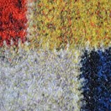Teppichläufer Monsano | Patchwork Muster im Vintage Look | viele Größen | rutschfester Teppich Läufer für Flur, Küche, Schlafzimmer | Niederflor Flurläufer | bunt Breite 80 cm x Länge 350 cm - 5
